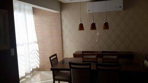 apartamento duplex residencial à venda, jardim marajoara - ad0021