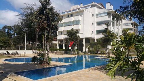 apartamento duplex residencial à venda, jardim maristela, atibaia. - ad0002