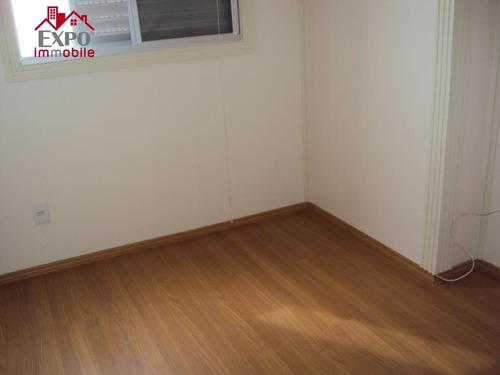 apartamento duplex residencial à venda, jardim nova europa, campinas. - ad0001