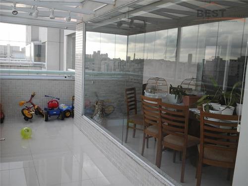 apartamento duplex residencial à venda, lapa, são paulo. - ad0011