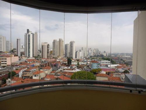 apartamento duplex residencial à venda, mooca, são paulo. - ad0002