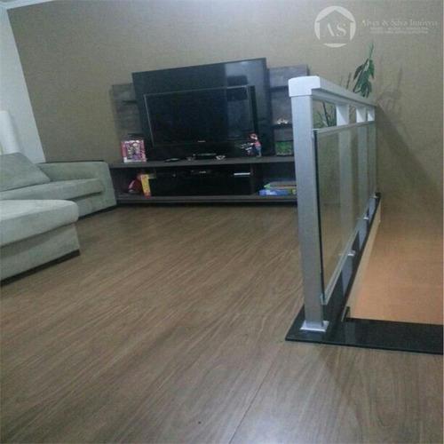 apartamento duplex residencial à venda, parque novo mundo, são paulo. - codigo: ad0007 - ad0007