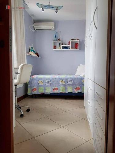 apartamento duplex residencial à venda, praia da costa, vila velha - ad0003. - ad0003