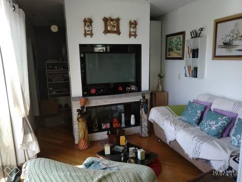 apartamento duplex residencial à venda, santa maria, são caetano do sul. - ad0006