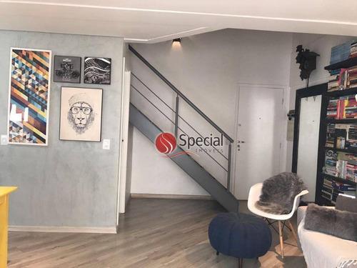 apartamento duplex tatuapé - ap12835