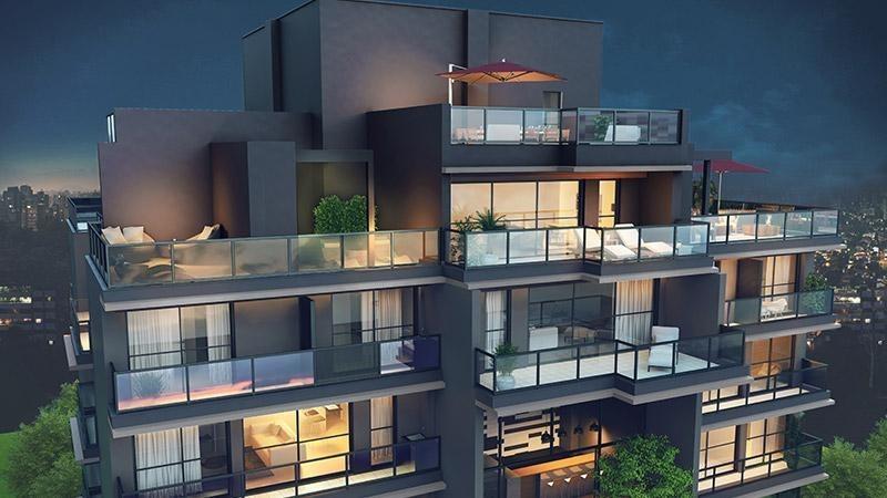 apartamento duplex à venda, 98 m² por r$ 3.500.000,00 - itaim bibi - são paulo/sp - ad0185