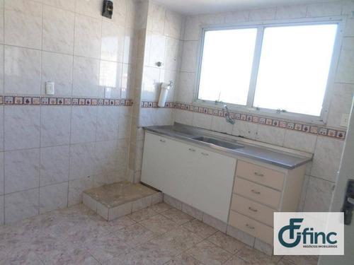apartamento ed ipanema - ap0995