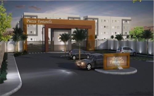 apartamento edifício fontanella ref 6083