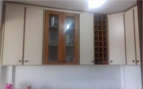 apartamento edifício ouro verde 2 dormitórios ref 6481