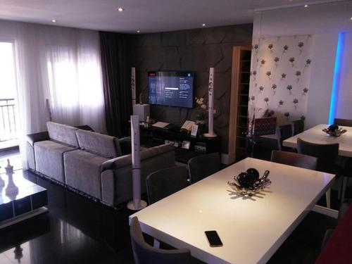 apartamento em água rasa, são paulo/sp de 73m² 2 quartos à venda por r$ 700.000,00 - ap91306