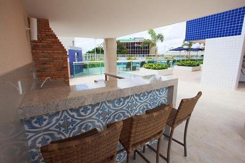 apartamento em aldeota, fortaleza/ce de 100m² 3 quartos à venda por r$ 650.000,00 - ap161629
