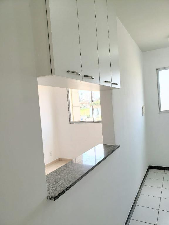 apartamento em alto ipiranga, mogi das cruzes/sp de 59m² 3 quartos à venda por r$ 214.900,00 - ap375888