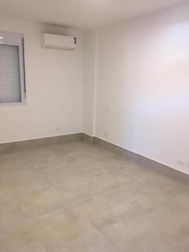 apartamento em aparecida, santos/sp de 113m² 2 quartos para locação r$ 3.500,00/mes - ap195501