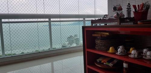 apartamento em aparecida, santos/sp de 158m² 3 quartos para locação r$ 9.800,00/mes - ap172817