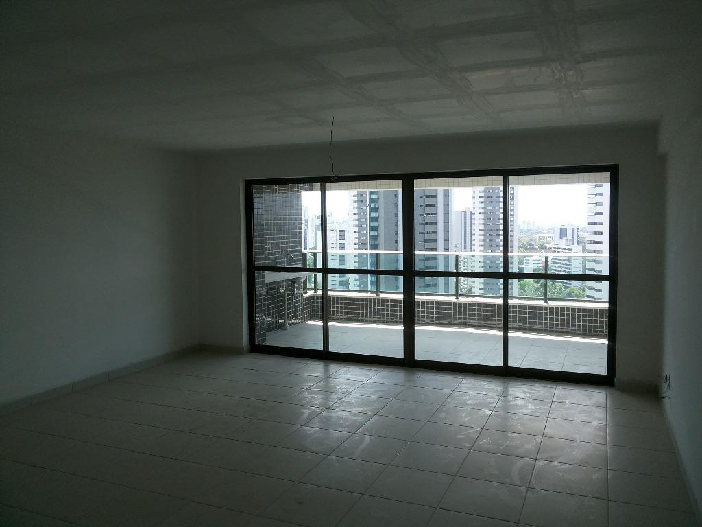 apartamento em apipucos, recife/pe de 204m² 4 quartos para locação r$ 3.750,00/mes - ap588213
