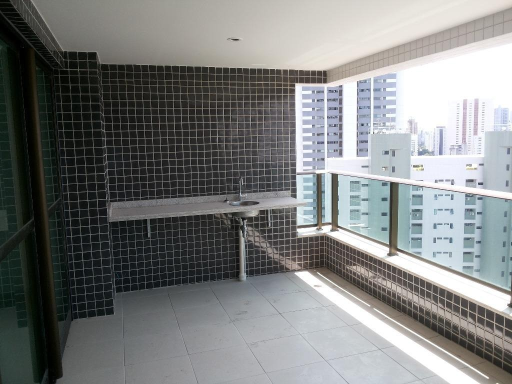 apartamento em apipucos, recife/pe de 204m² 4 quartos para locação r$ 5.000,00/mes - ap374558