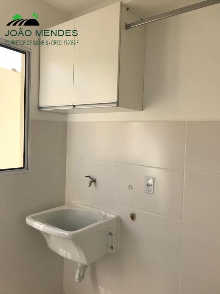 apartamento em atibaia excelente localização 280 mil - 1091