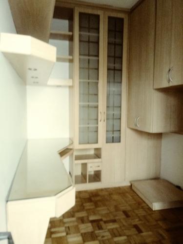 apartamento em auxiliadora com 3 dormitórios - rg3435