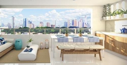 apartamento em bairro dos estados, joão pessoa/pb de 132m² 3 quartos à venda por r$ 903.635,00 - ap211873