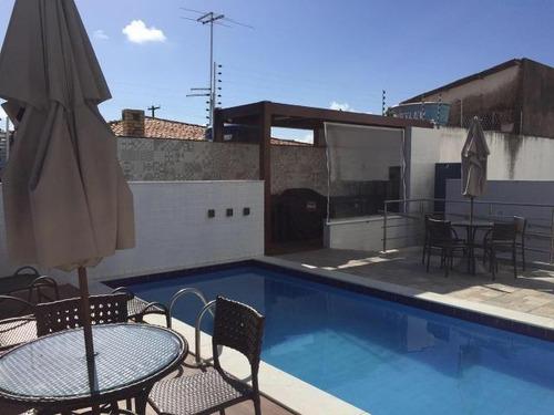apartamento em bairro dos estados, joão pessoa/pb de 88m² 3 quartos à venda por r$ 390.000,00 - ap230472
