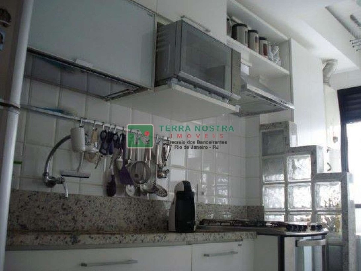 apartamento em barra da tijuca  - 20.2500 bar
