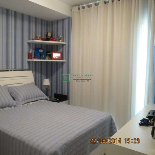 apartamento em barra da tijuca  - 40.451 bar