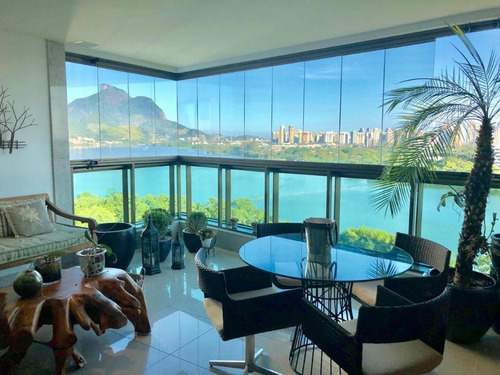 apartamento em barra da tijuca, rio de janeiro/rj de 191m² 4 quartos à venda por r$ 2.200.000,00 - ap229964