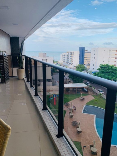 apartamento em bessa, joão pessoa/pb de 120m² 3 quartos à venda por r$ 720.000,00 - ap240887