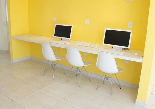 apartamento em bessa, joão pessoa/pb de 135m² 3 quartos à venda por r$ 925.000,00 - ap211877