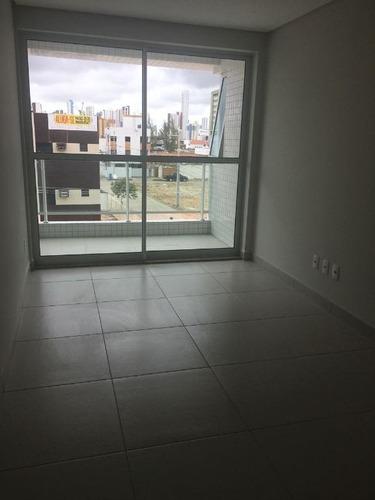 apartamento em bessa, joão pessoa/pb de 58m² 2 quartos à venda por r$ 262.774,00 - ap211268