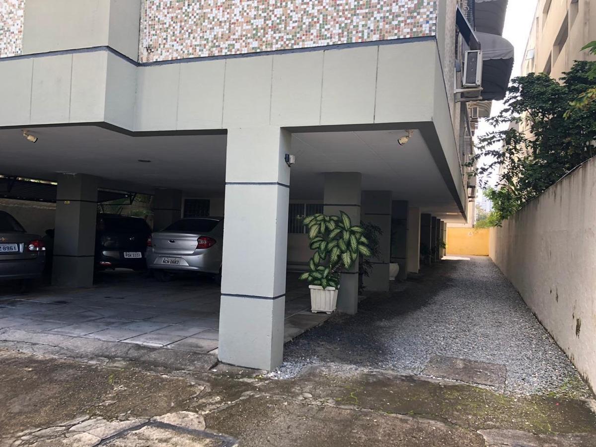 apartamento em boa viagem, recife/pe de 95m² 2 quartos para locação r$ 1.500,00/mes - ap587334