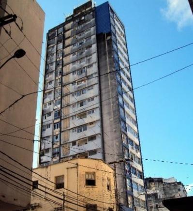 apartamento em boa vista, recife/pe de 40m² 1 quartos para locação r$ 620,00/mes - ap588332