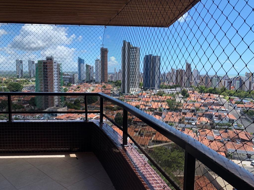 apartamento em brisamar, joão pessoa/pb de 150m² 3 quartos para locação r$ 2.240,00/mes - ap299962