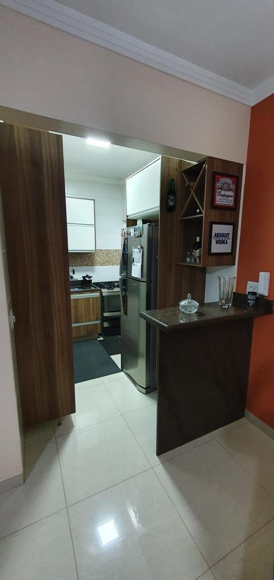 apartamento em brodowski