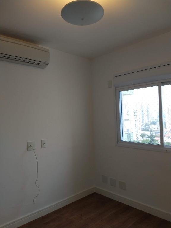 apartamento em brooklin, são paulo/sp de 66m² 2 quartos para locação r$ 4.500,00/mes - ap418634