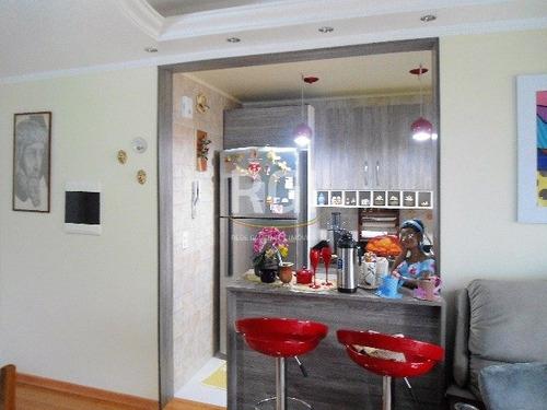 apartamento em camaquã com 2 dormitórios - vz3522