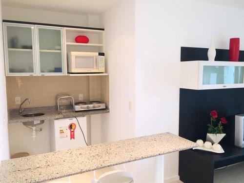 apartamento em camboinhas, niterói/rj de 50m² 1 quartos para locação r$ 1.600,00/mes - ap201649