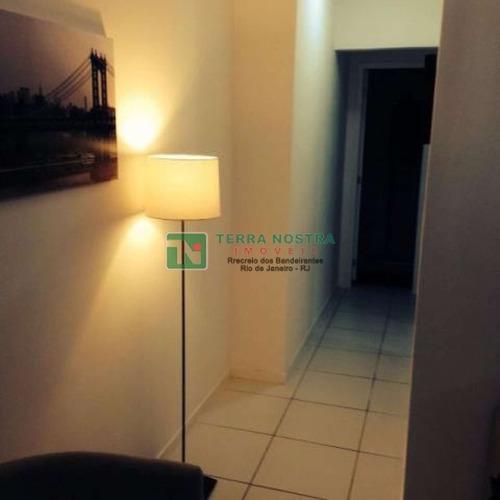 apartamento em camorim  - 20.2486 jpa