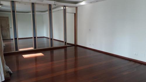 apartamento em campo belo, são paulo/sp de 151m² 4 quartos para locação r$ 3.200,00/mes - ap185063
