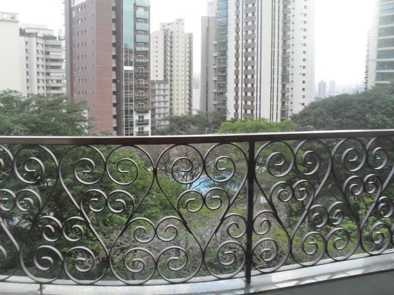 apartamento em campo belo, são paulo/sp de 270m² 4 quartos para locação r$ 8.500,00/mes - ap308486