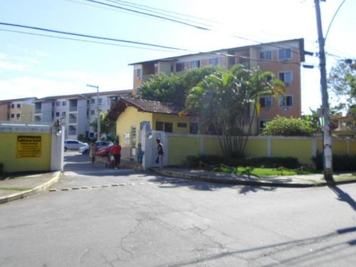 apartamento em campo grande, rio de janeiro/rj de 50m² 2 quartos à venda por r$ 130.000,00 - ap194835