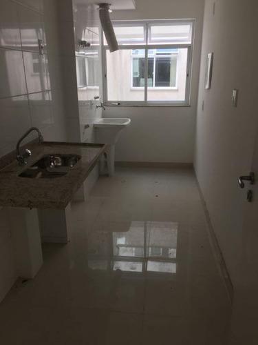 apartamento em campo grande, rio de janeiro/rj de 83m² 3 quartos à venda por r$ 320.000,00 - ap207166