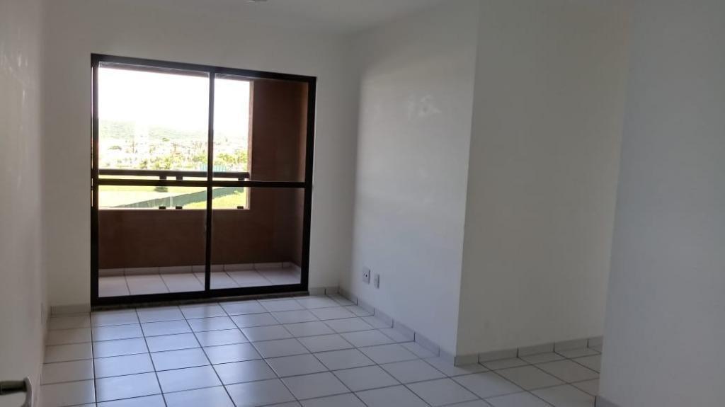 apartamento em candelária, natal/rn de 57m² 2 quartos à venda por r$ 240.000,00 - ap397659