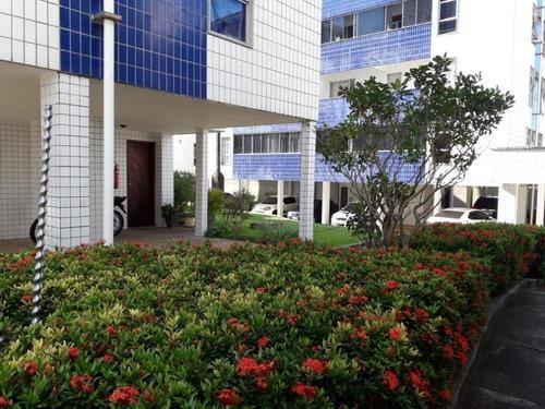 apartamento em capim macio, natal/rn de 80m² 3 quartos à venda por r$ 220.000,00 - ap271360