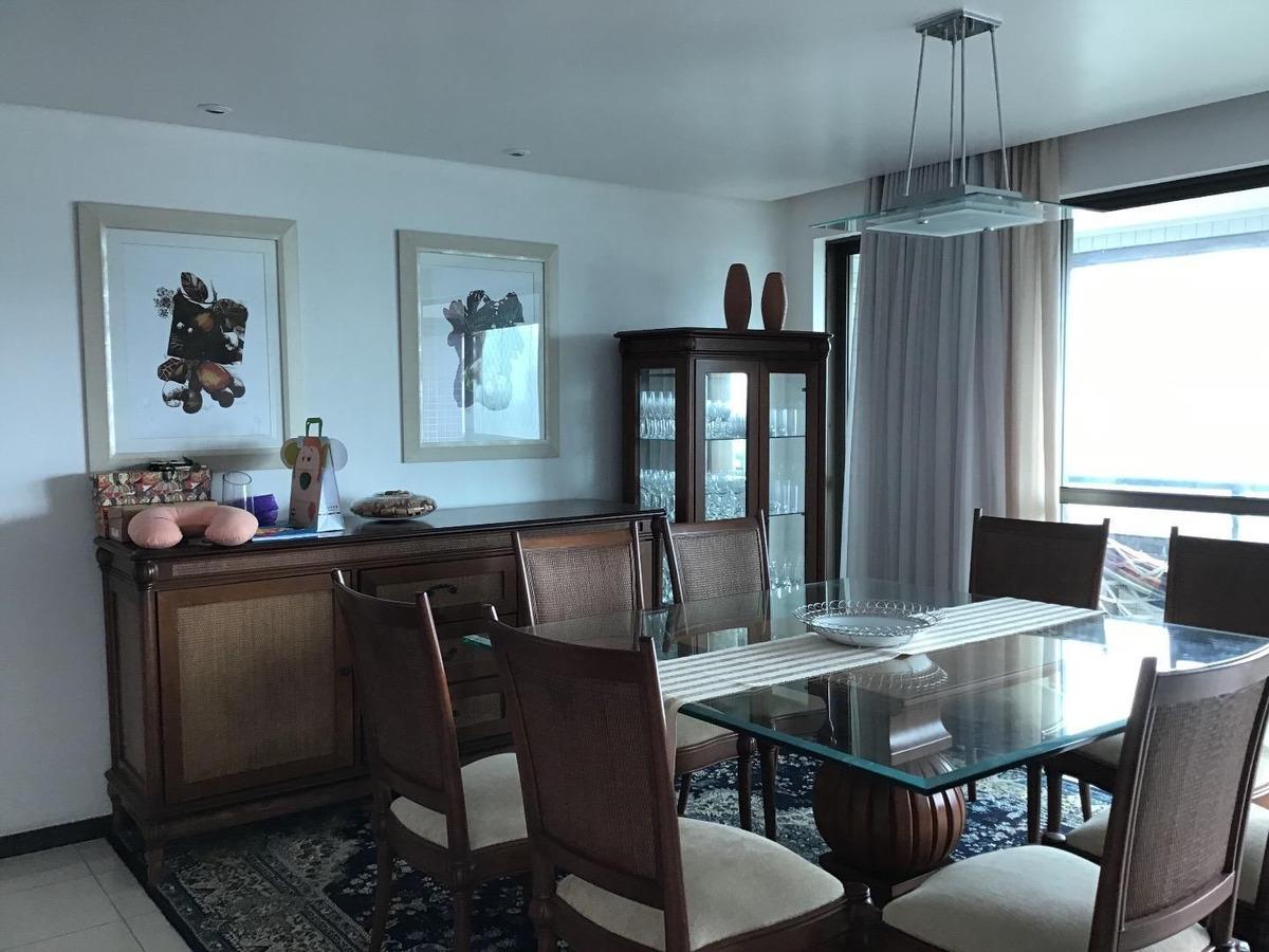 apartamento em casa forte, recife/pe de 190m² 4 quartos para locação r$ 3.250,00/mes - ap389601