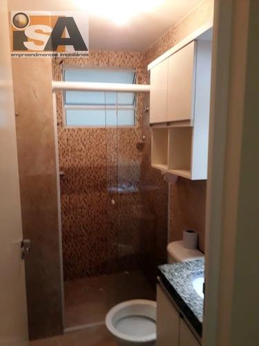 apartamento em caxangá  -  suzano - 2969