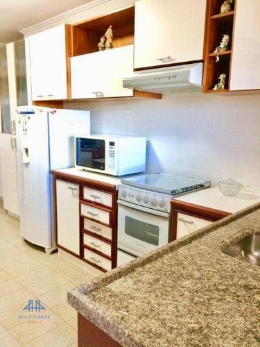 apartamento em caxias totalmente mobiliado - ap2477
