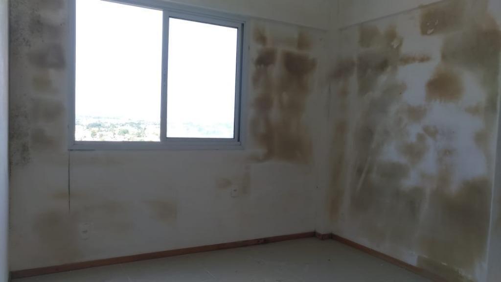 apartamento em centro, itaboraí/rj de 60m² 2 quartos à venda por r$ 266.000,00 - ap267122
