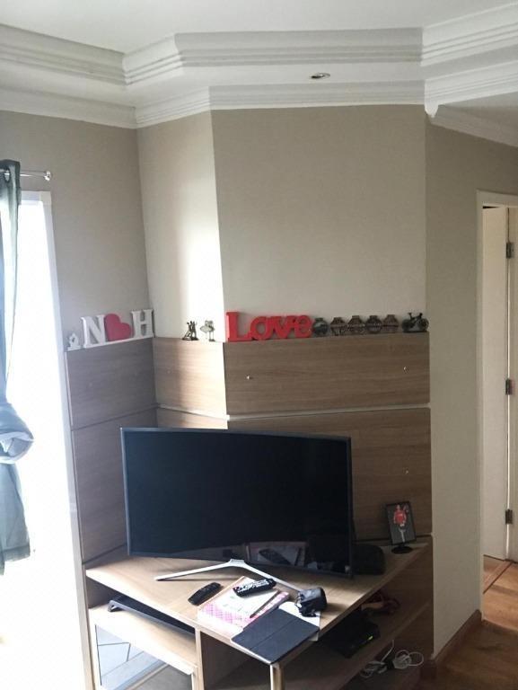 apartamento em centro, jandira/sp de 50m² 2 quartos à venda por r$ 255.000,00 - ap414621