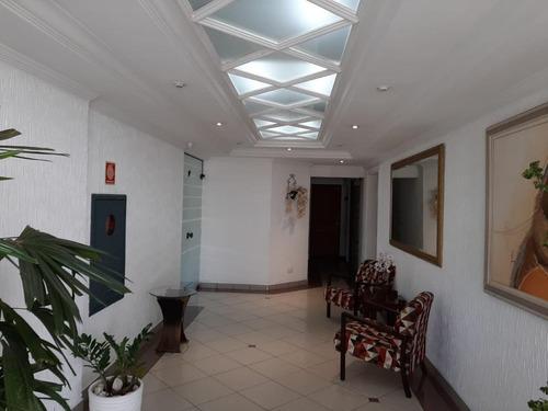 apartamento em centro, são bernardo do campo/sp de 160m² 4 quartos à venda por r$ 650.000,00 - ap240583